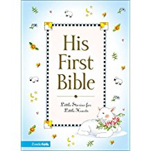 His First Bible Beautiful Childrens Bible Image