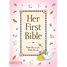 Her First Bible ~ Childrens Bible for Girls Image