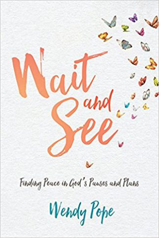 Wait and See Paperbook Christian Gift Book