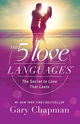 5 Love Lnaguages Book Gary Chapman