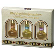 Christian Gift - Myrrh Anointing Oil Image