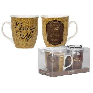 Pastors Gift Mug Set