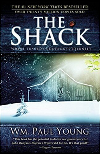 The Shack Willaim P. Young Book