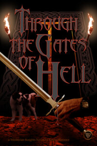 through the gates of hell book cover